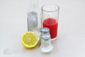 Коктейль «Кровавая Мэри» в домашних условиях: Ингредиенты