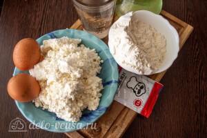 Молдавская вертута с творогом: Ингредиенты