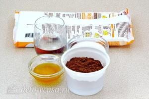 Слойки с молотой черёмухой: Ингредиенты
