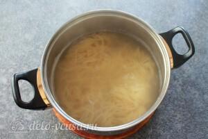 Варим лапшу или спагетти
