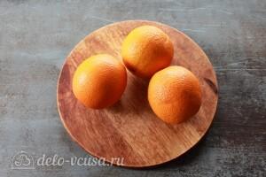 Апельсиновый фруктовый лед на палочке: Ингредиенты