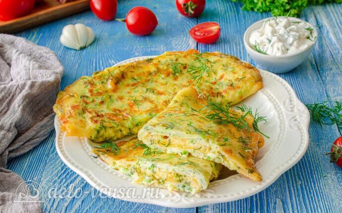 «Фальшивые» чебуреки из кабачков с сыром: фото блюда приготовленного по данному рецепту