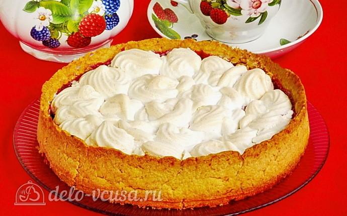 Рецепт пирог с клюквой от дарьи донцовой