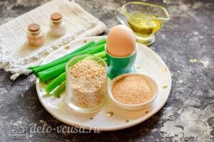 Простые котлеты из ячневой каши: Ингредиенты