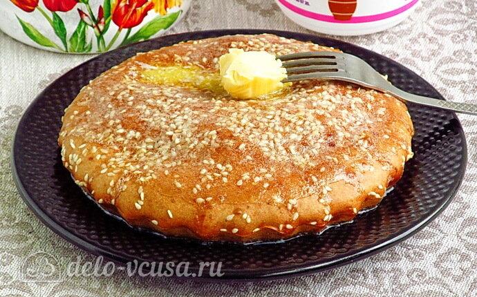 Чачоха – белорусский толстый блин