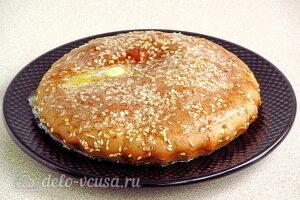 Чачоха – белорусский толстый блин готов