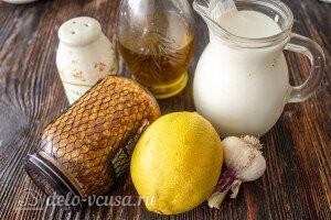 Домашний майонез на молоке без яиц: Ингредиенты