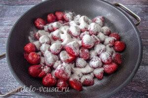 Добавляем к ягодам желфикс
