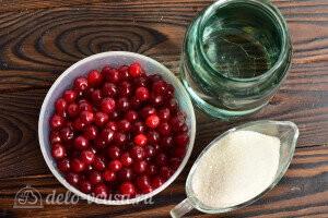 Компот из вишни на зиму на 3-х литровую банку без стерилизации: Ингредиенты