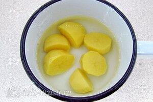 Варим картофель до готовности