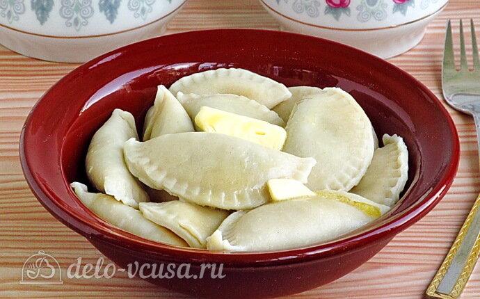 Рецепт сладкие вареники со щавелем