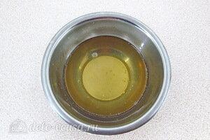 Распускаем желатин на водяной бане