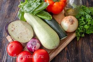 Гивеч (гювеч) – овощное рагу по-молдавски: Ингредиенты