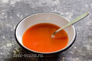 Варим томатный маринад