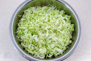 Режем капусту