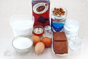 Бисквитный торт со сгущенкой «Тайный комплимент»: Ингредиенты