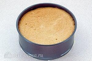 Бисквитный торт со сгущенкой «Тайный комплимент»: Выпекаем корж до готовности