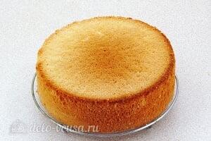 Бисквитный торт со сгущенкой «Тайный комплимент»: Оставляем бисквит на ночь