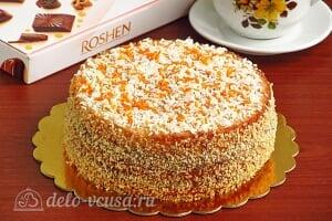 Бисквитный торт со сгущенкой «Тайный комплимент» готов