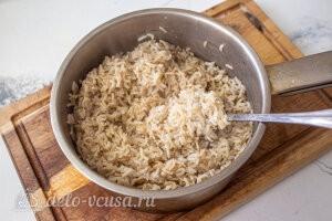 Варим рис до готовности