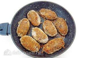Постные котлеты из гречки с грибами: Жарим гречневые котлеты на сковороде