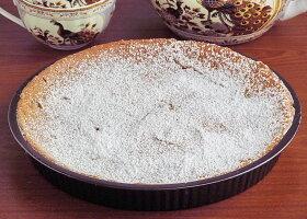 Рецепт белковый пирог «три ингредиента» с черносливом