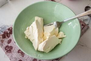 Фаршированные перцы с сыром в духовке: Разминаем фету вилкой