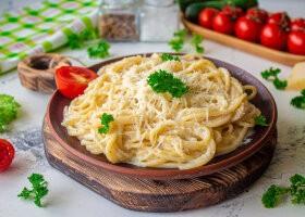 Рецепт паста с соусом из цветной капусты