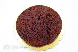 Шоколадный торт на кефире «Особый повод»: Пропитываем коржи сиропом