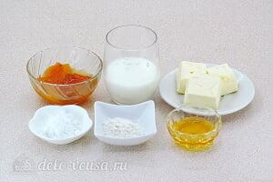 Шоколадный торт на кефире «Особый повод»: Готовим ингредиенты для крема