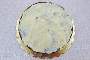 Шоколадный торт на кефире «Особый повод»: Собираем торт
