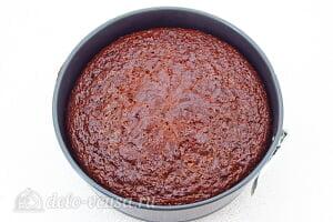 Шоколадный торт на кефире «Особый повод»: Выпекаем корж до готовности