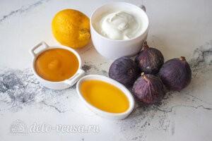 Трайфл из йогурта и манго с инжиром: Ингредиенты