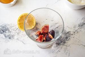 Поливаем инжир лимонным соком