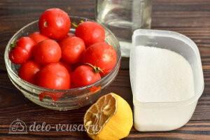 Варенье из помидоров на зиму: Ингредиенты