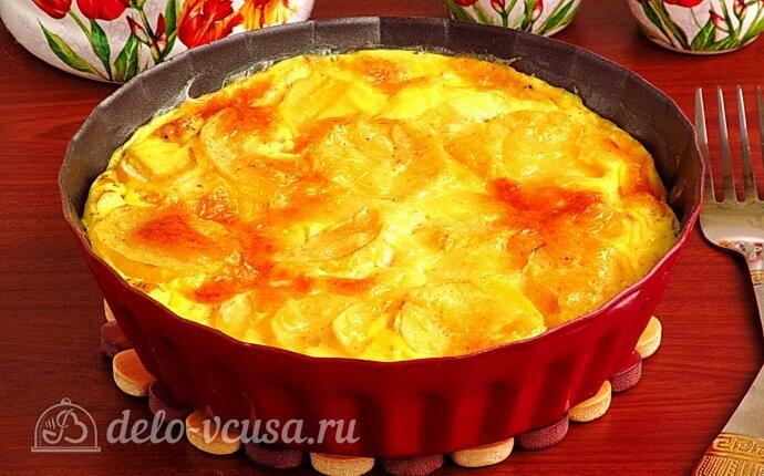 Рецепт картофель по-савойски