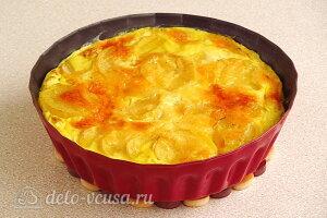 Картофель по-савойски готов