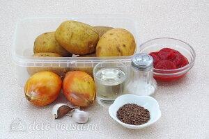 Картофельное рагу по-литовски: Ингредиенты