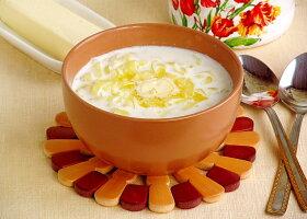 Рецепт молочный суп по-могилёвски