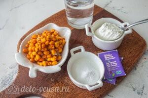Домашний кисель из облепихи: Ингредиенты
