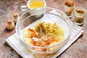 Картофель по-корейски: К картошке добавляем специи