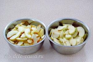 Повидло из яблок и груш на зиму: Чистим яблоки и груши