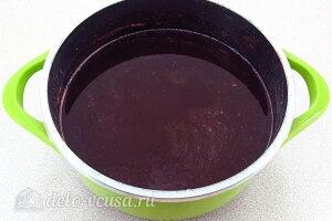 Сироп из калины на зиму: Варим сок 5 минут
