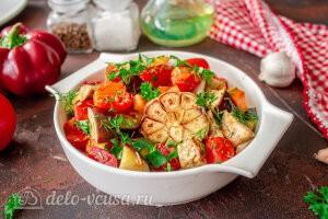 Запеченные овощи «Экспресс-рататуй» готов