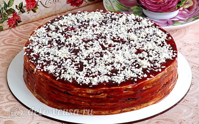 Торт на сковороде «Розалина»