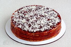 Торт на сковороде «Розалина»: Украшаем торт по желанию