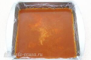 Татлы – домашняя помадка по-татарски: Вылить массу в форму