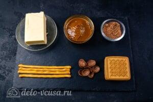Пирожные «Шишки»: Ингредиенты