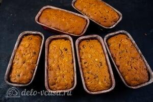 Рождественский кекс с цукатами и коньяком: Печем рождественские кексы до готовности