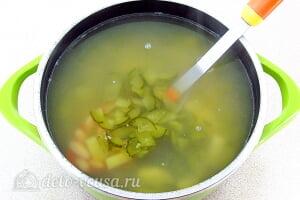 Постный рассольник по-кубански: Отправляем соленые огурцы в суп